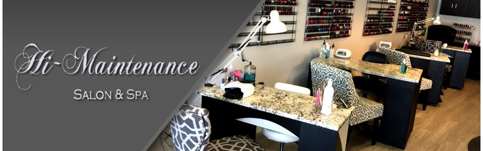 Hi-Maintenance Salon & Spa